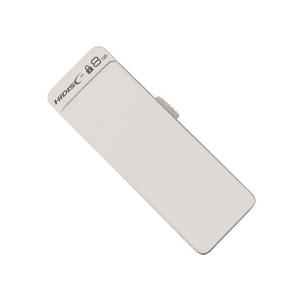 HIDISC/USB3.0メモリー 8GB パスワード対応/HDUF127S8GML3