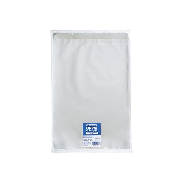 【お取り寄せ】スマートバリュー/OPP袋(フタシール付き) B4 100枚/B626J-B4