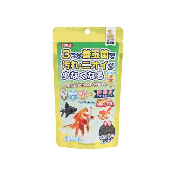 【お取り寄せ】イトスイ/金魚の主食 納豆菌 小粒 90g