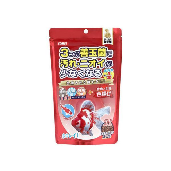 【お取り寄せ】イトスイ/金魚の主食 納豆菌色揚げ 中粒 200g