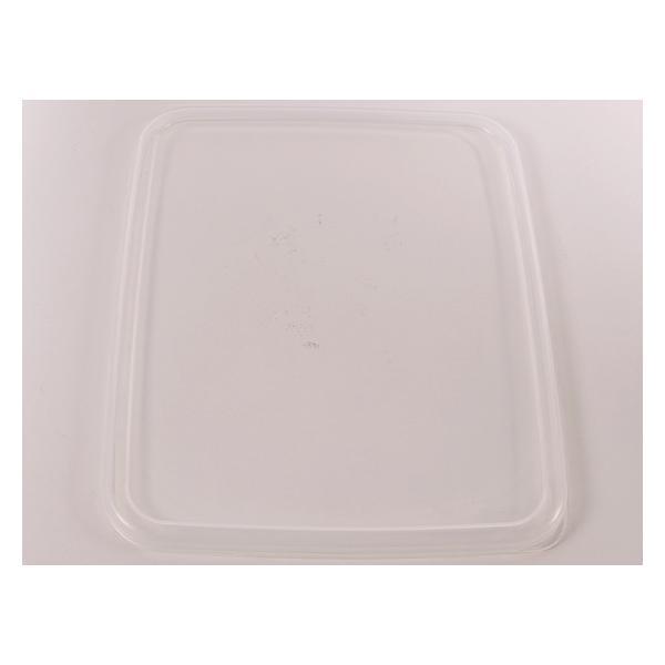 【お取り寄せ】野田琺瑯/White Seriesシール蓋(単品)レクタングル浅型S用