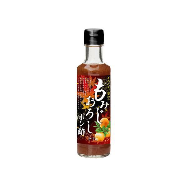 尾崎食品/もみじおろし ポン酢 伊予柑 200ml