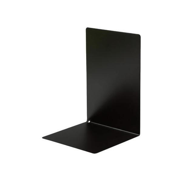 ソニック/ブックエンド マグネット付 L型 大 1枚 黒/DA-4207-D