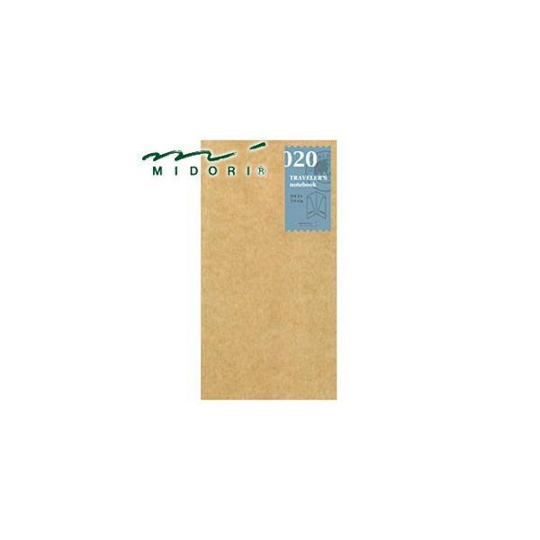 リフィル ミドリ レギュラーサイズ リフィル クラフトファイル 5セット No. 14332006