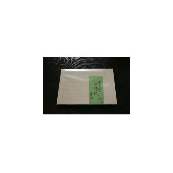 マスヤ(満寿屋) クリーム紙 原稿用紙 B4サイズ 400字詰め 10個セット No. 116