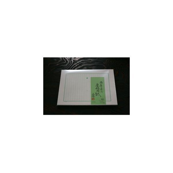 マスヤ(満寿屋) デラックス紙 原稿用紙 B4サイズ 400字詰め 10個セット No. 25