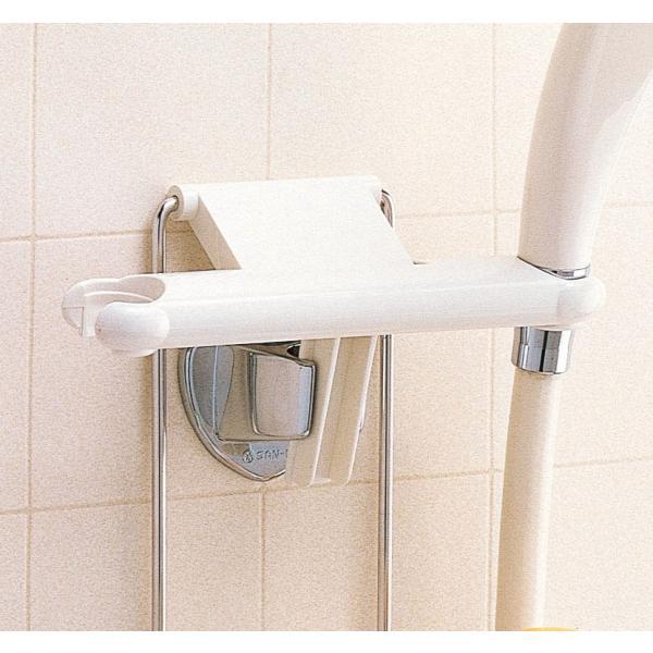 Belca ステンレスシャワーラック2段 /浴室収納/シャンプーラック|coconeo|03