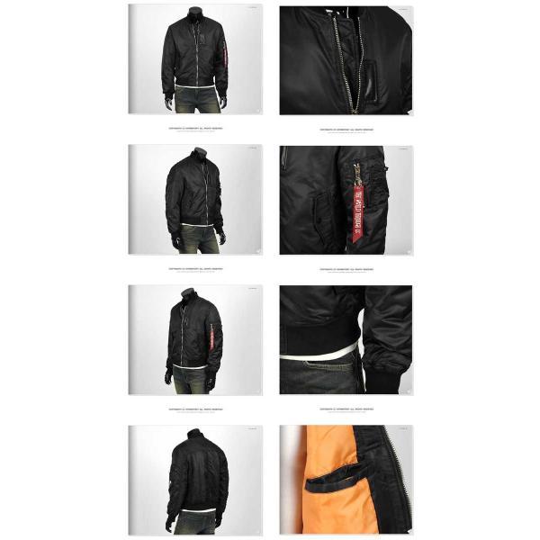 フライト ジャケット メンズ ジップアップ ショート ジャンパー ベーシック シンプル シャイニング 生地 上着 無地 ソリッド 4色|coconoco|06