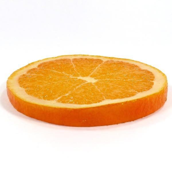 食べちゃいそうな食品サンプルフルーツコースターSサイズ オレンジ coconuts-ac 02