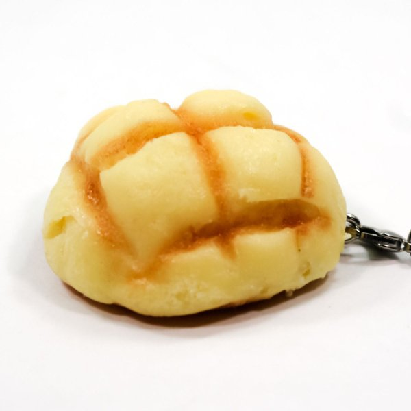 食べちゃいそうな メロンパン 食品サンプル キーホルダー ストラップ マグネット いずれか一つ|coconuts-ac|07
