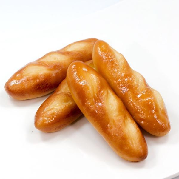 食べちゃいそうなフランスパン 食品サンプルキーホルダー、ストラップ|coconuts-ac|07