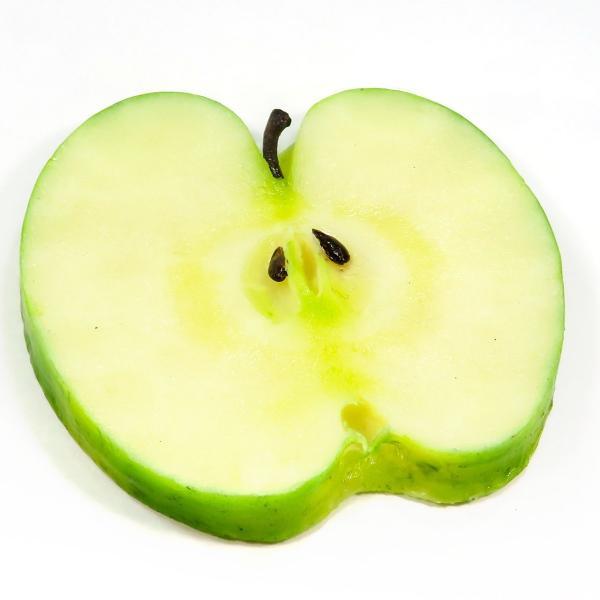 食べちゃいそうな食品サンプルコースター リンゴ|coconuts-ac|02