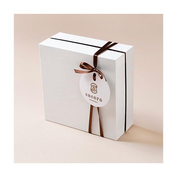 バウムクーヘンとお花のセット アレンジメントフラワー小|cocoro-ystore|03