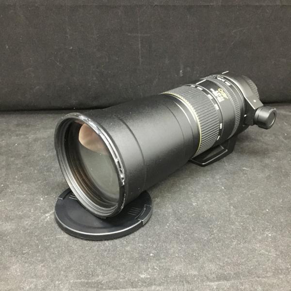 美品 交換レンズ SIGMA APO 170-500mm 1:5-6.3D ニコンマウント【C野々市店】