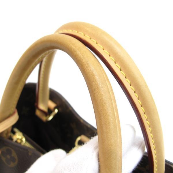 美品 LOUIS VUITTON(ルイ・ヴィトン)モンテーニュMM モノグラム M41056 ハンドバッグ ショルダーバッグ 2Way レディース【Ceやしろ店】