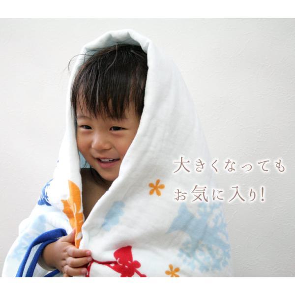 出産祝い  名入れ タオルガーゼケット バスタオル ギフト プレゼント  身長 体重 日本製 今治 男の子 女の子 ここふわ 誕生日 出生時間も入る cocorocogift 17
