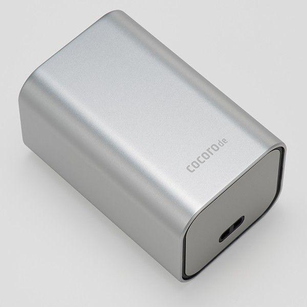 完全ワイヤレスイヤホン cocorode ココロデ  AAC対応 Bluetooth 4.2 片耳 マイク 内蔵 ハンズフリー通話 防滴 高音質 トゥルーワイヤレス イヤホン (Silver/銀)|cocorode|06