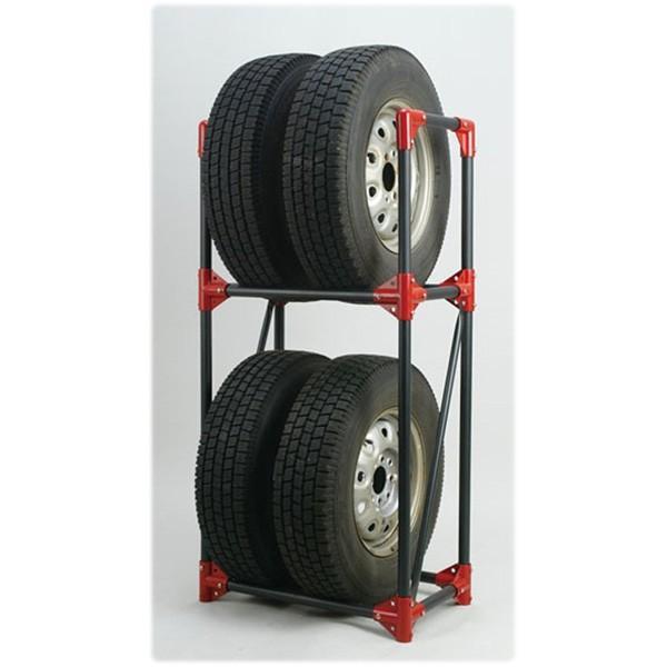 コンパル:タイヤスタンド 補強型(普通車用)|cocoterrace|02