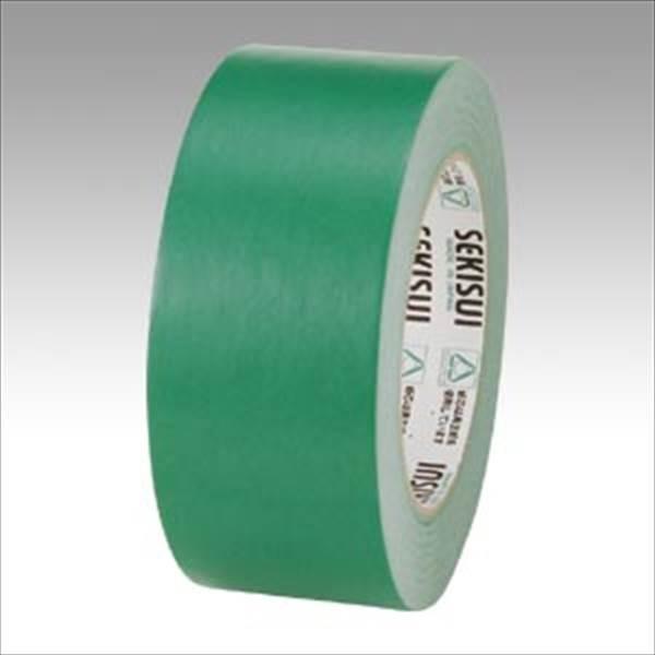 セキスイ:カラークラフトテープ 1巻 緑 NO.500WC 50X50 ミドリ 21332