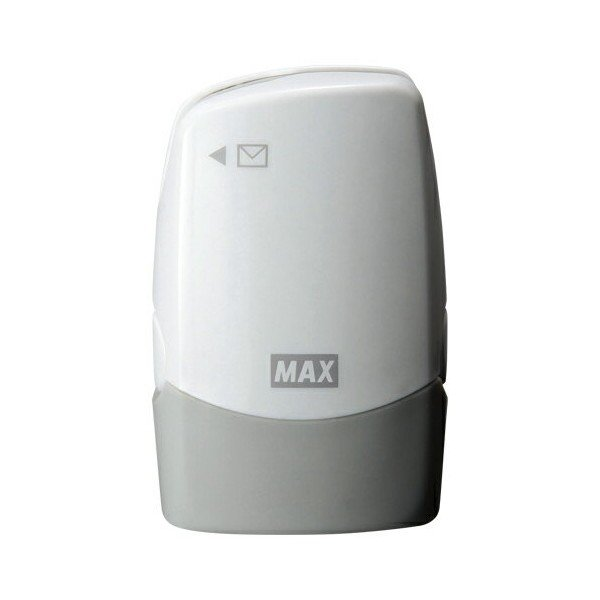 マックス:コロコロケシコロ+レターオープナー ホワイト SA-151RL/W2