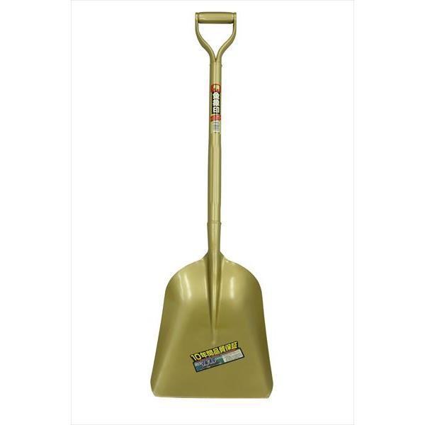 浅香工業:金象印 パイプ柄スコップ#2 3377 ガーデニング 土壌 穴掘り 農業 シャベル