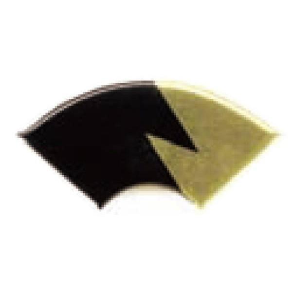 福井金属工芸:扇面額受鴨居45mm 1組 F-0256|cocoterrace|02