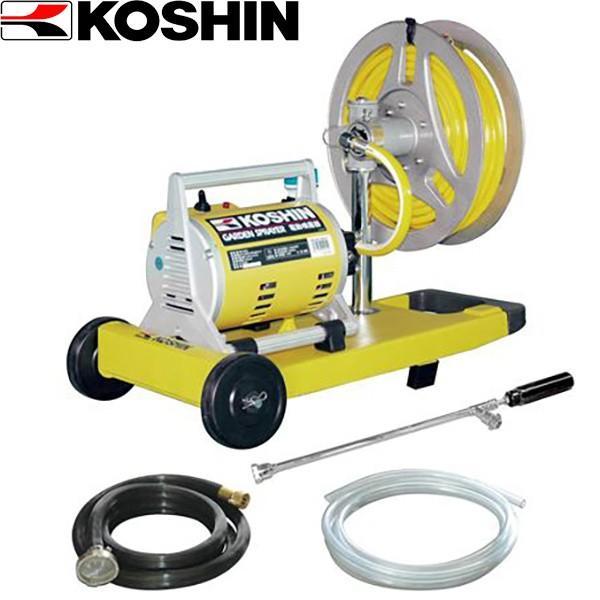 (代引不可)工進:ガーデンスプレイヤー 電動噴霧器 MS-252R re-gdn