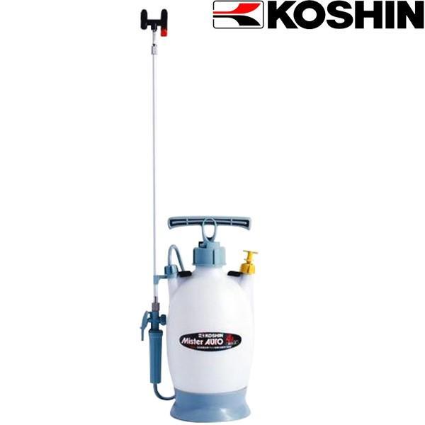 工進:ミスターオート 蓄圧式噴霧器 HS-403BT 農業 園芸 農機具 消毒 除草 散布機