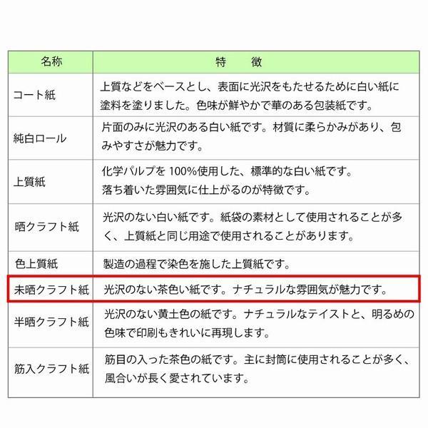 HEIKO(ヘイコー):包装紙 ハトロン判半才 未晒エデン 50枚 002403021|cocoterrace|03