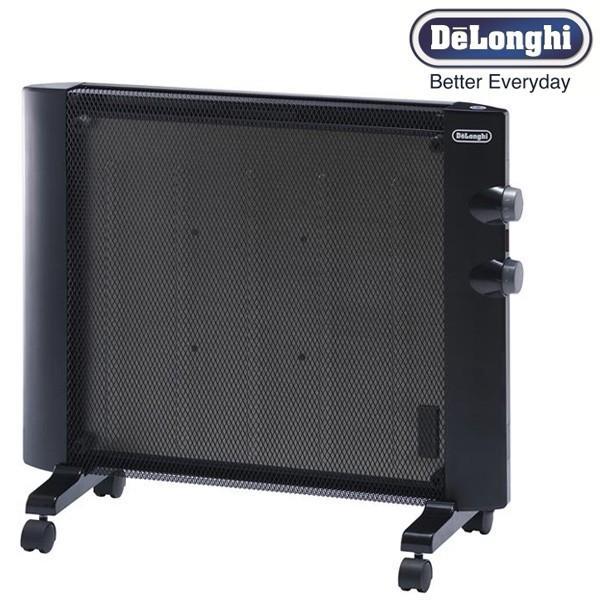 (あすつく)デロンギ:パネルヒーター 900W HMP900J-B 即暖性 キャスター付き 静音|cocoterrace