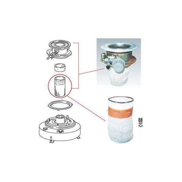 トヨトミ 耐熱芯第124種(1枚) 12012907 3428681 cocoterrace 03