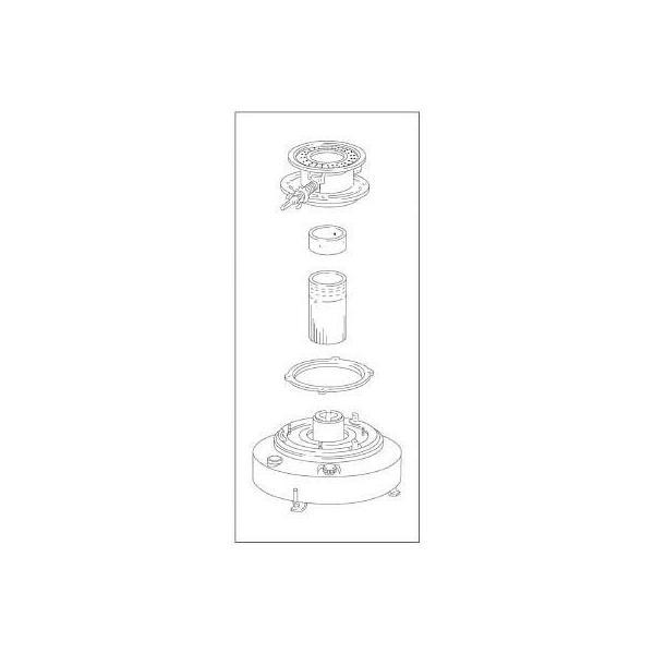 トヨトミ 耐熱芯第124種(1枚) 12012907 3428681 cocoterrace 04