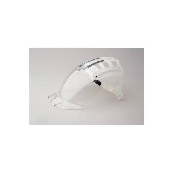 ミドリ安全 ヘルメット 交換用シールド面 SC−15PCLNS用(1個) 4007100931 4803523
