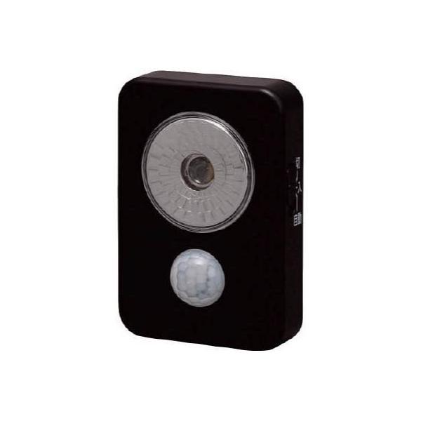 IRIS 乾電池式LED屋内センサーライト ハンディタイプ ISL3HNB 8184915