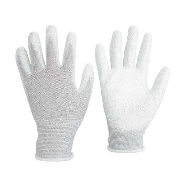 ミドリ安全 静電気拡散性手袋(手のひらコート)S 10双入 MCG600NS 8219590