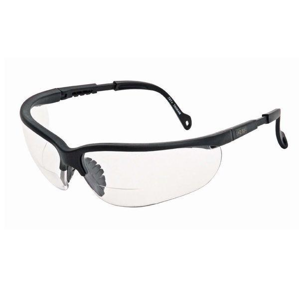 理研化学:老眼鏡(レンズクロス付)度数1.5(ルーペ付き保護めがね) RB-1