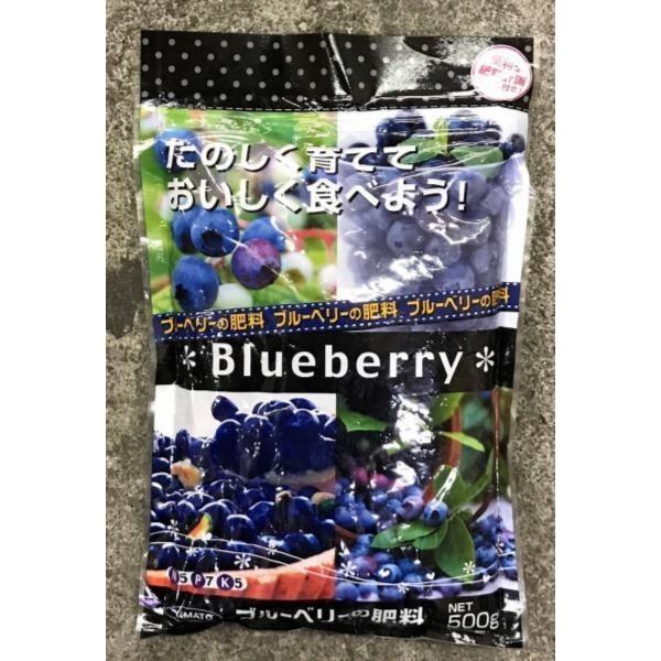 ヤマトコーポレーション:ブルーベリ-の肥料 500g