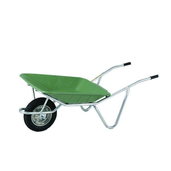 (代引不可)(法人限定)昭和ブリッジ販売:アルミ一輪車 OW-P