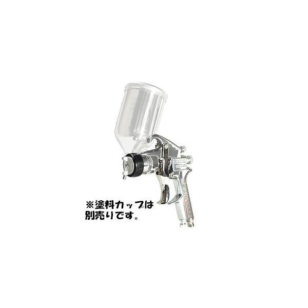 100円クーポン デビルビス:スプレーガン 重力式 JGX-502-143-FF-G 自動車 整備 塗装 塗料カップ別売り