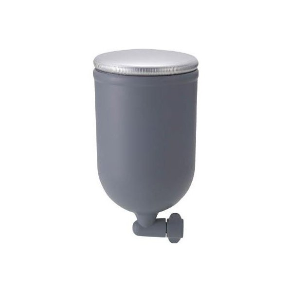 TRUSCO 塗料カップ 重力式用 容量0.4L フッ素コートタイプ(1個) TGC05 3372391