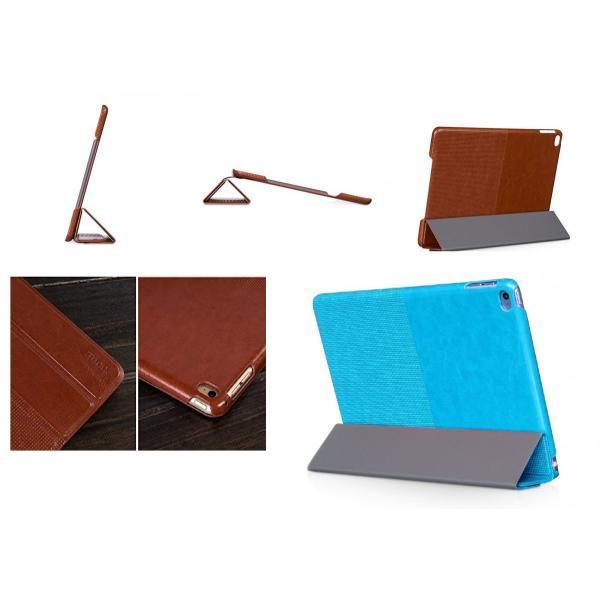 決算セールiPad Air2ケースカバープレミアム革ケースビンテージ風 レトロ調レザーカバー自動スリープスタンド仕様HOCO正規品送料無料|cocoto-case|02