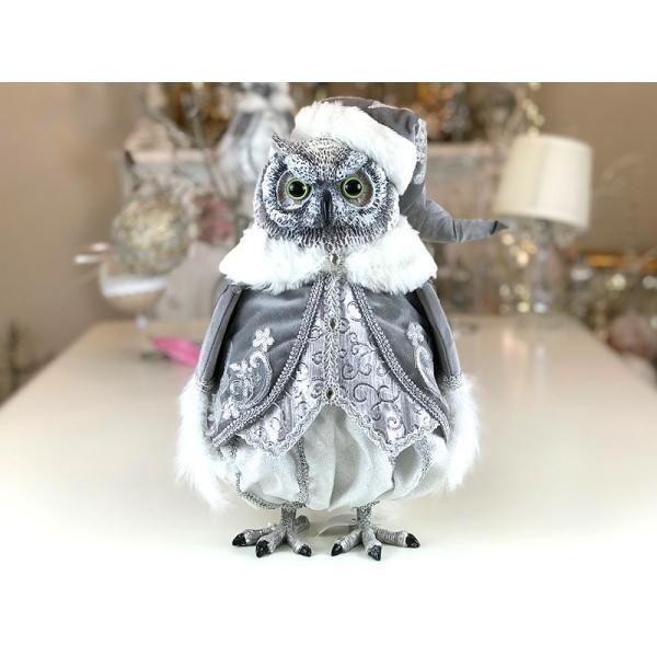 RoomClip商品情報 - KATHERINE'S COLLECTION キャサリンズ コレクション フクロウの置物 KC215 クリスマスまでの期間限定販売 送料無料(一部地域をのぞきます。)