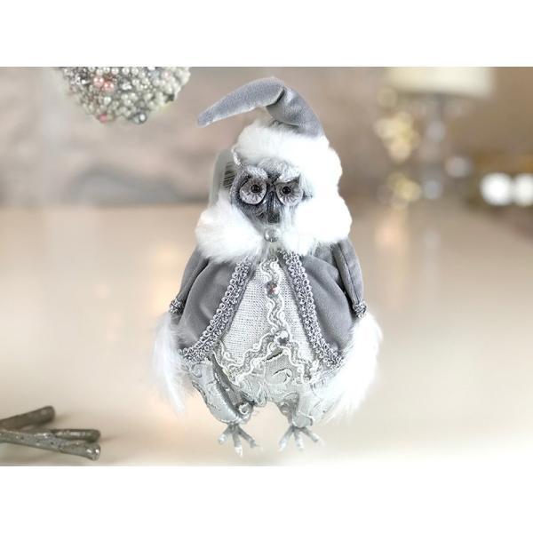 RoomClip商品情報 - KATHERINE'S COLLECTION キャサリンズ コレクション フクロウのアクセサリー KC216 クリスマスまでの期間限定販売 送料無料