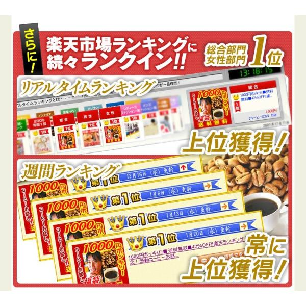 浅煎りコーヒー豆アメリカン・ブレンド-250g (メール便)|coffeebaka|11