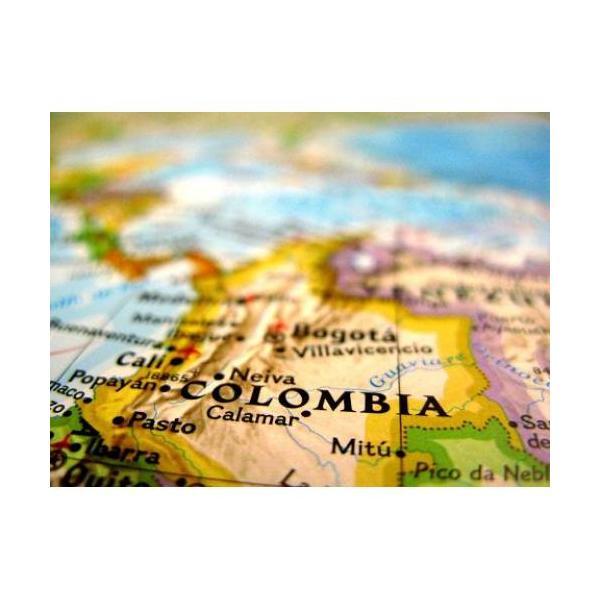 コロンビア 100g宅急便  コーヒー豆/コクと酸味のバランスがほど良い マイルドコーヒーの代表格  コロンビア・スプレモ 中|coffeebaka