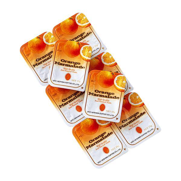 (地域限定送料無料)業務用  (単品) グリーンフィールド オレンジマーマレード(ミニ) 15g×40個 4袋(計160個)(常温)(720040000sx4)