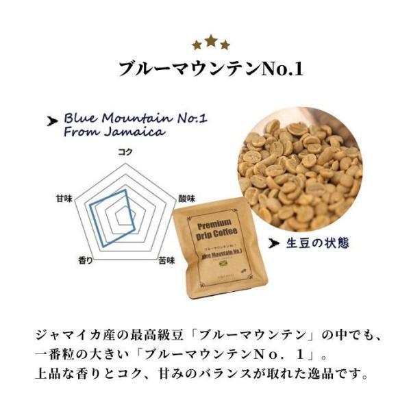 ブルーマウンテンNo1 ドリップコーヒー1袋500円|coffeeyabu|07