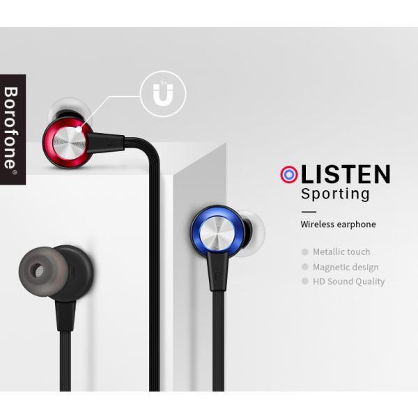 イヤホン Bluetooth 防水 イヤフォン ワイヤレス 高音質 ブルートゥース マグネット collaborn-plus 05
