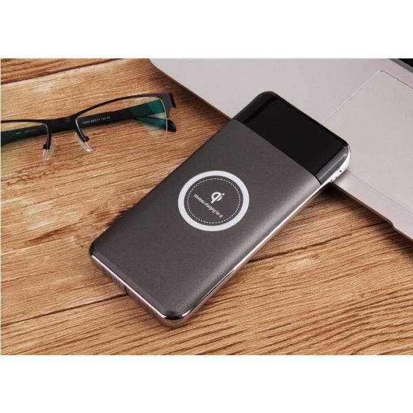 モバイル充電器 モバイルバッテリー スマホバッテリー ワイヤレス PSEマーク|collaborn-plus|12