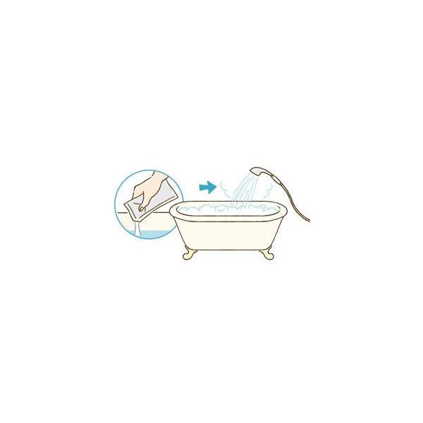 水素シャボンバス【H2 SAVON BATH スターターキット】 専用ケース付・3回分☆水素浴☆入浴剤☆☆水素☆保温☆保湿☆泡ぶろ|collagenbeautydarwin|07